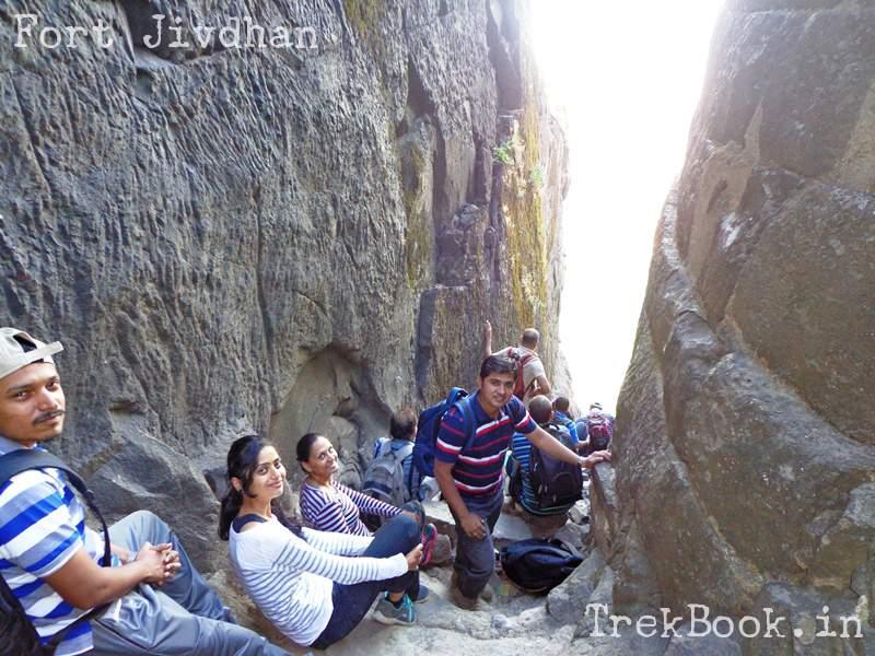 naneghat side of fort jivdhan