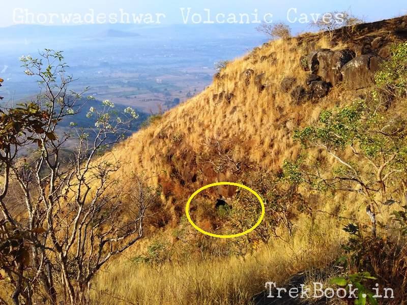 Ghorwadeshwar vlocanic caves