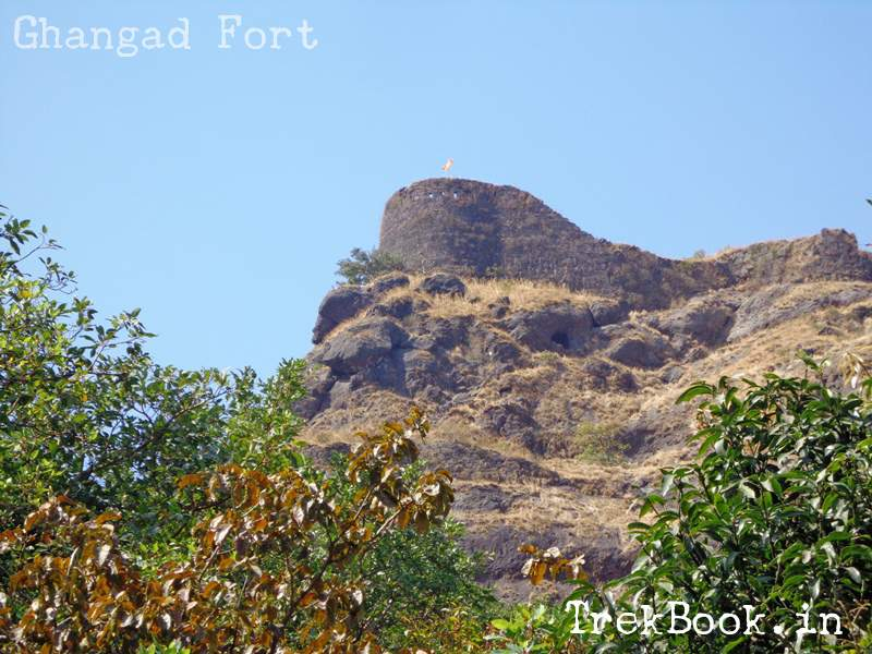 Chilkhati Buruj Bastion view