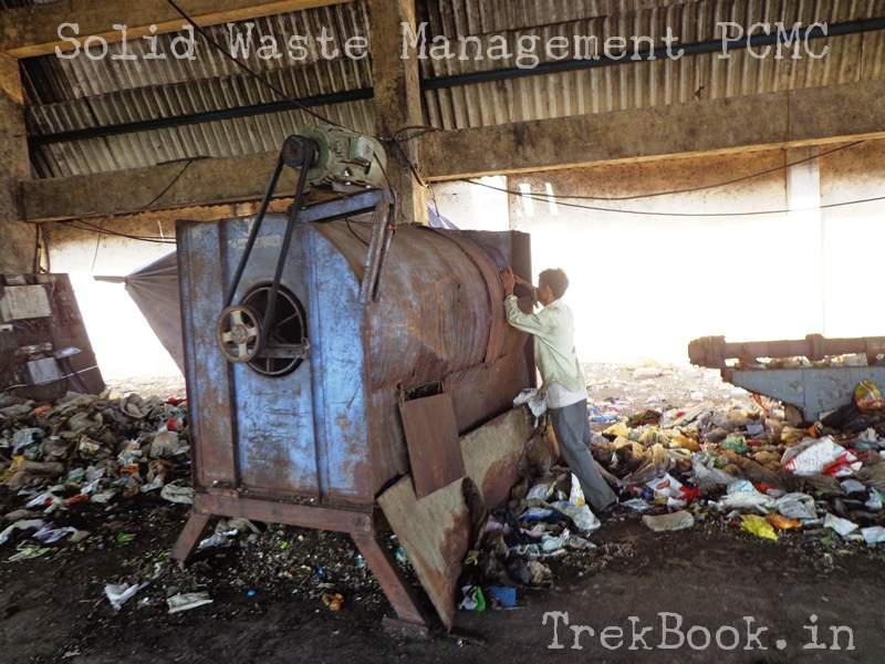 tumbler zatka machine removes soil