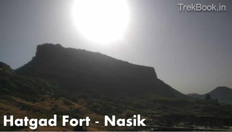 Hatgad Fort Saputara Nasik Near Club Mahindra Resort