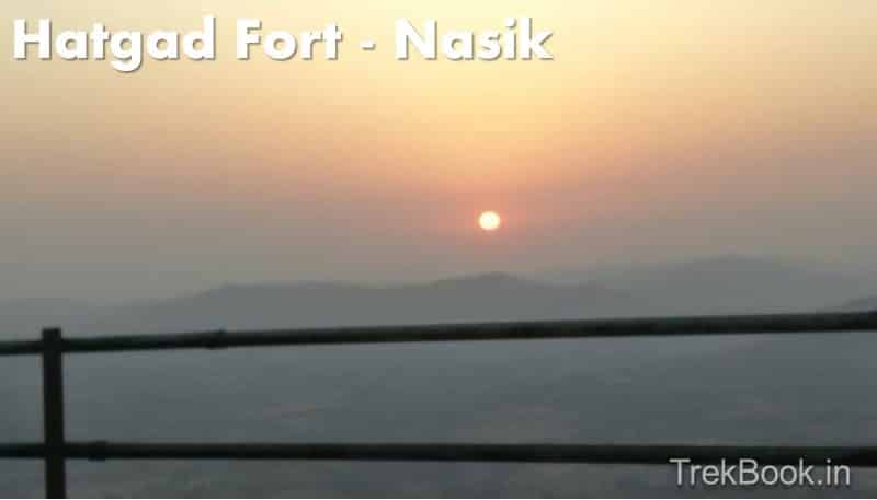 sunset Hatgad Fort Saputara Nasik Near Club Mahindra Resort
