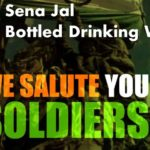 Sena Jal Army Bottled Drinking Water Support the welfare of Soldier & War widows