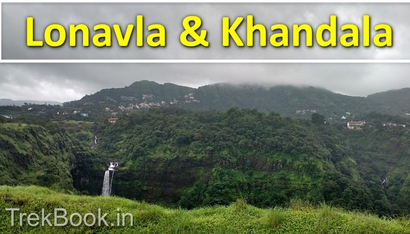 Lonavla & Khandala near Mumbai
