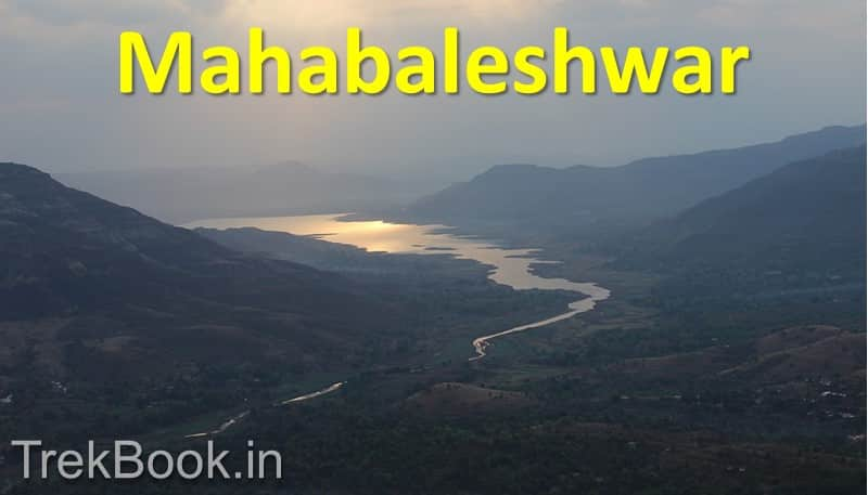 Mahabaleshwar places to visit near Mumbai