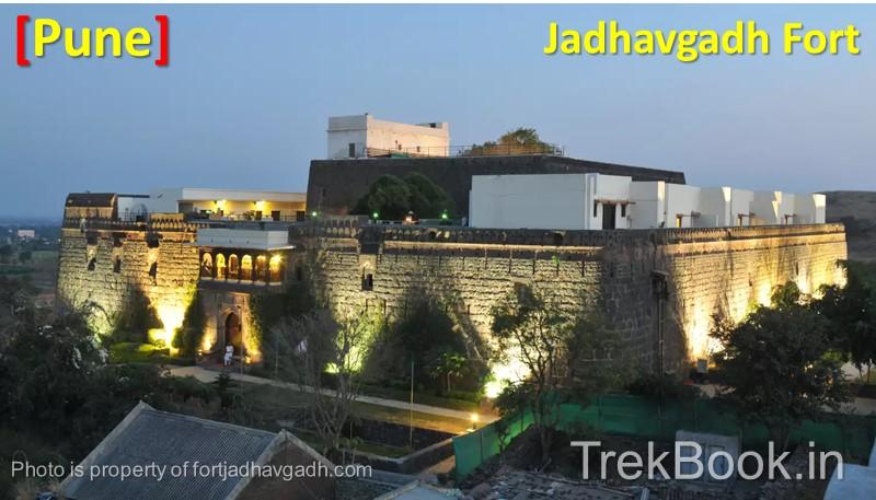 Jadhavgadh Fort Pune