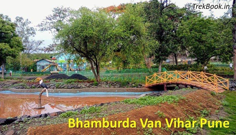 Bhamburda Van Vihar Pune