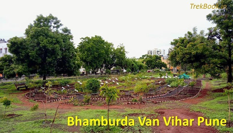 Places in Pune - Bhamburda Van Vihar