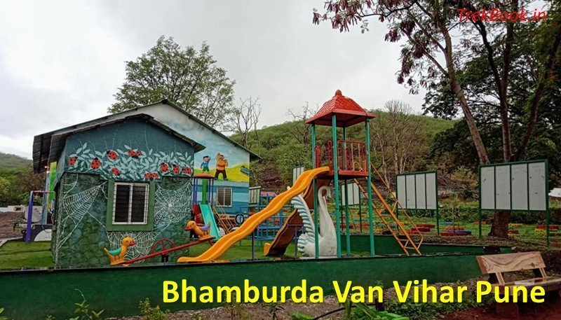 places for kids in pune - Bhamburda Van Udyan