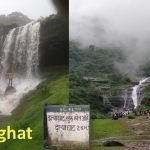 Daarya Ghat Trek new monsoon waterfall near pune