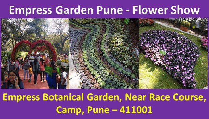 Empress Garden Pune - Flower Show